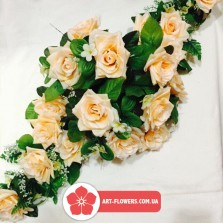 Ладья с розами