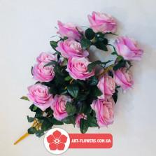 Букет роза люкс 16 голов