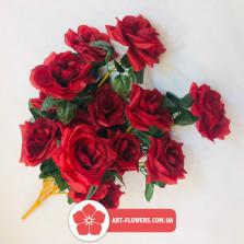 Букет роза дерево 16 голов
