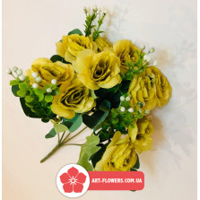 Букет роза манка 10 голов
